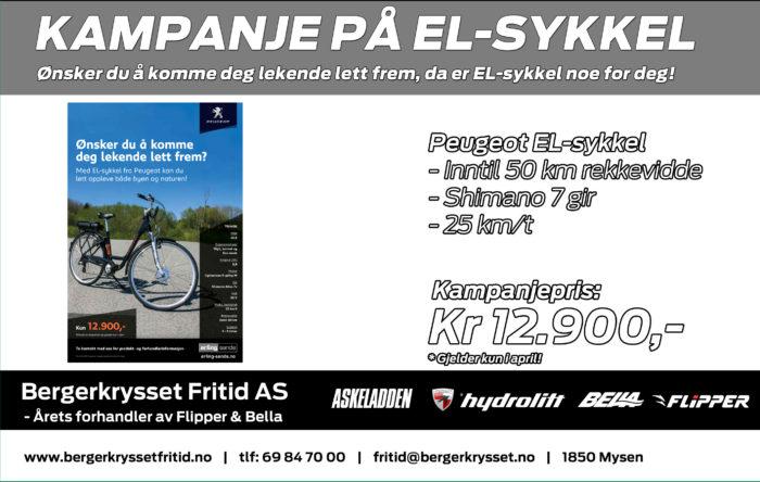 krankmotor til sykkel